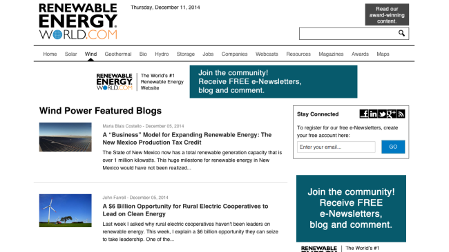top mistake of wind and solar blogs