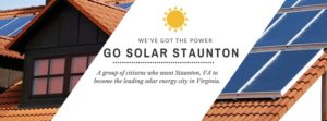 GoSolar Staunton Facebook header
