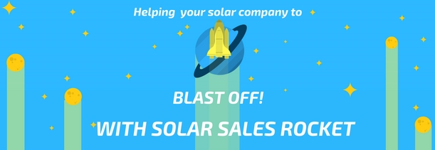 Solar Sales Rocket beta offer
